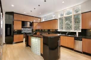 kitchen design with black appliances 13 fantastic kitchens with black appliances pictures