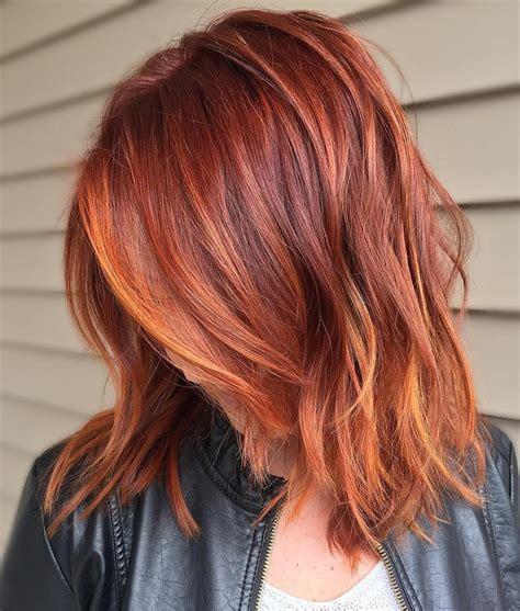 red layered bob hairstyle bob haircuts for fine hair long and short bob hairstyles