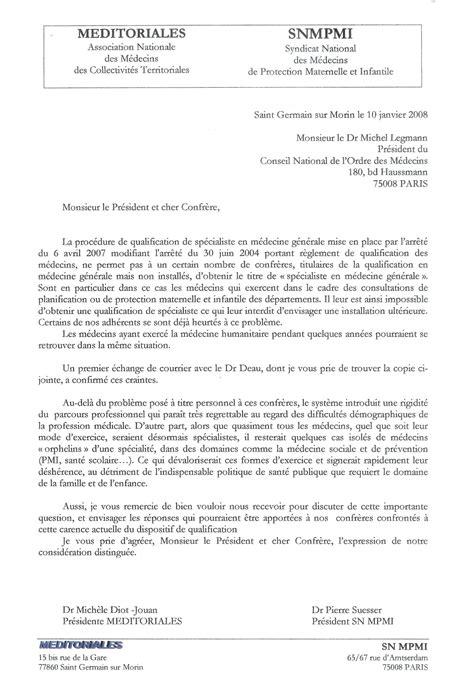 Exemple De Lettre De Demande De Qualification sle cover letter exemple de lettre de qualification