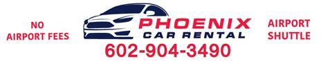 phoenix car rental   car van  suv rental