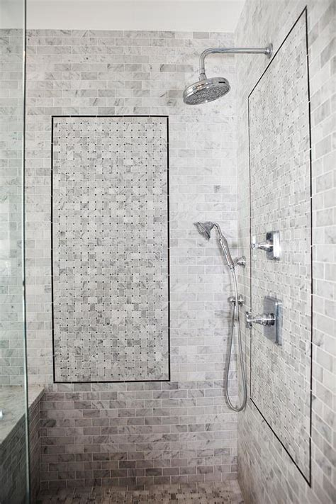 marble bathroom shower walls linear white marble tiled shower with marble slab shower