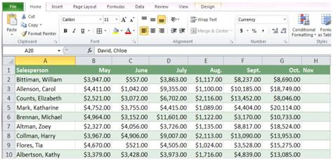 find microsoft excel exercises  techyvcom