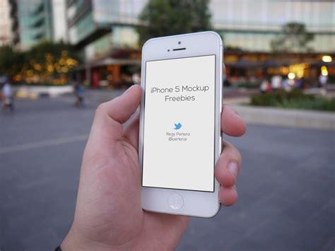 3 iphone mockup iphone 5 mockup part 3 free psd file
