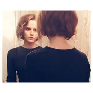 trendy hairstyles for 2015 instagram emma watson bob haircut photo