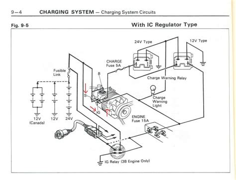 autocar alternator wiring diagram repair wiring scheme