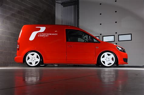 volkswagen custom guilt by association lowered caddy delivery van vw