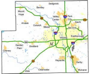 Sedgwick County Extension Office by Sedgwick County Kansas Geographic Information Services