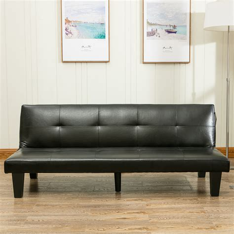 dorm couch new futon sofa bed convertible couch living room loveseat