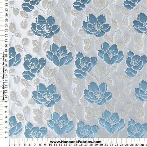 mesaline floral teal home d 233 cor fabric kitchen
