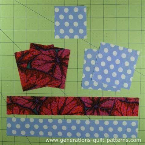 churn dash quilt block tutorial 3 quot 4 1 2 quot 6 quot 7 1 2