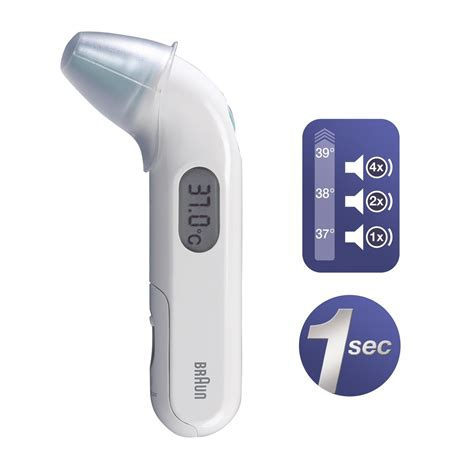 Jual Ear Thermometer Braun braun thermoscan 3 digital infrared ear thermometer