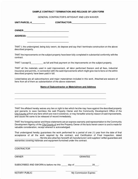 Fence Contract Template Lovely How To Invoice As A Contractor Inspirational Free Contractor Free Fence Contract Template
