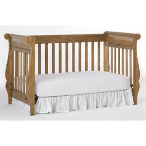 Baby Crib Wood by Classic 4 In 1 Convertible Wooden Crib On Lovekidszone