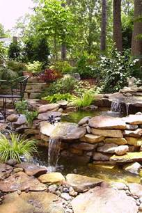 Rock Garden Waterfall Top 17 Brick Rock Garden Waterfall Designs Start An Easy Backyard Decor Project Easy Idea