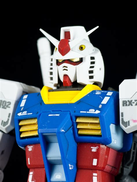 Sticker Stiker Cutting Gundam Rx 78 2 Colour review real grade rx 78 2 gundam hobby hovel
