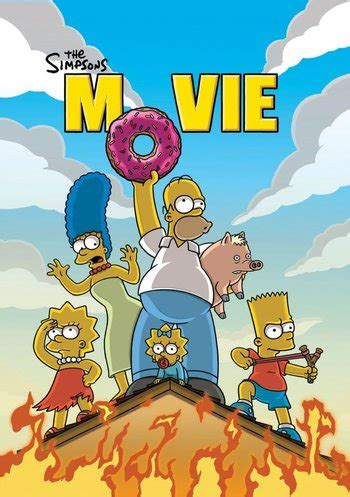 development hell tv tropes the simpsons movie western animation tv tropes
