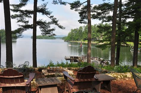 Sebago Lake Cabins by Migis Lodge Luxurious Lakefront Cottages In Maine See