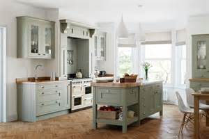 Green Painted Kitchens - high quality fitted kitchens welshpool cosy kitchens