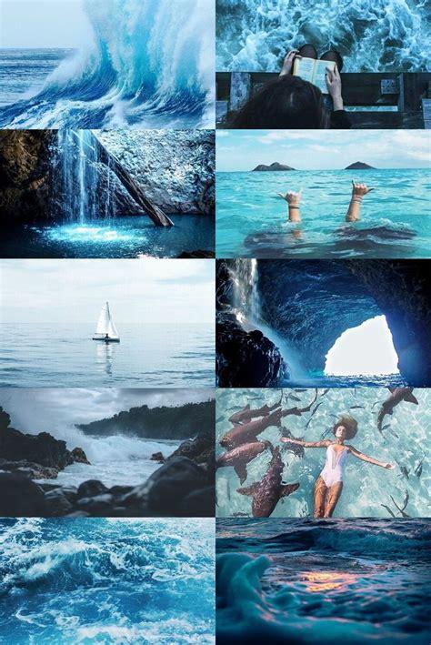 water aesthetic water aesthetic aesthetic collage