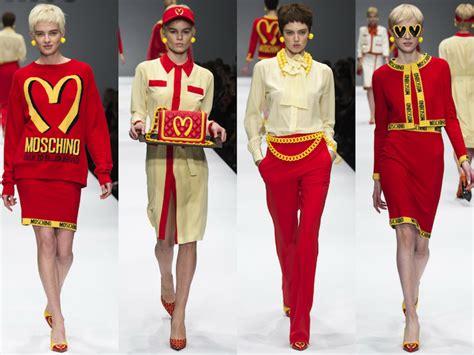donald doll ad fast food mania nella moda