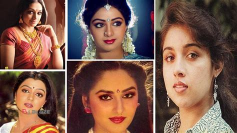 south actress of 90s top 10 south indian actresses of 80 s and 90 s b4blaze