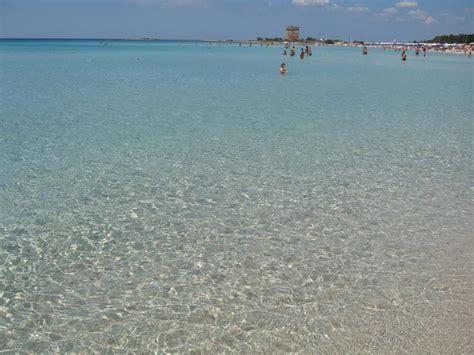 spiagge porto cesareo le 16 spiagge pi 249 salento weplaya