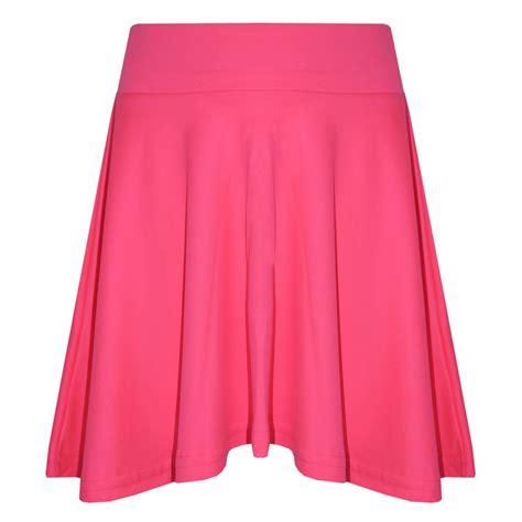 new skirt new skater skirts school fashion summer plain skirts
