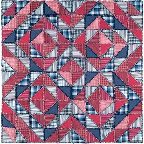 zig zag rag quilt pattern free quilt patterns google search quilts pinterest