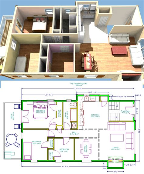 ranch blueprints ranch house blueprints 3d landscaping ranch