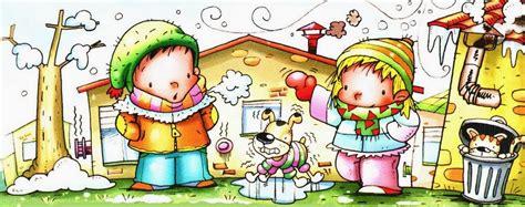 estudiar jardin de infancia recursos para escuela infantil invierno