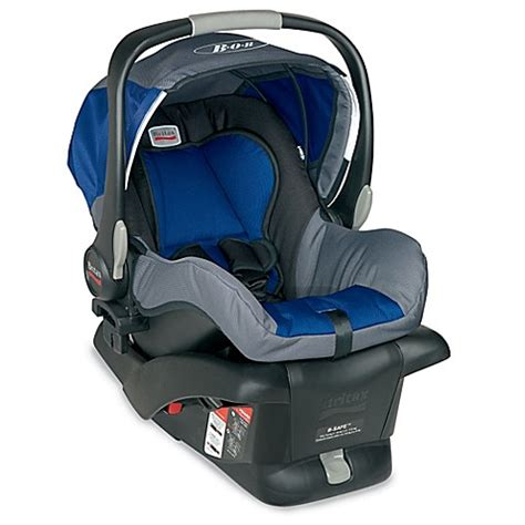 britax bob car seat and stroller buy britax bob 174 b safe infant car seat in navy from bed