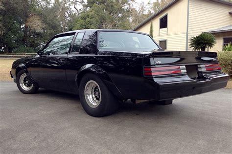 custom buick 1987 buick grand national gnx custom coupe 194267