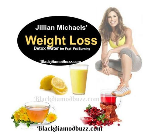 Jillian Weight Loss Detox by Jillian Weight Loss Detox Water For Fast Burning