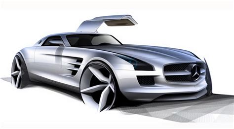 New Cars Design: Mercedes SLS