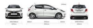 Length Of Toyota Yaris 2014 Sedan Dimension Autos Weblog