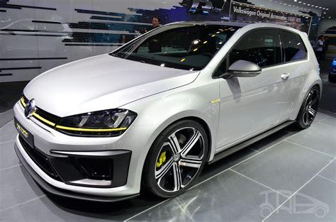 future volkswagen vw golf r 400 concept beijing live