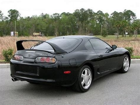Toyota Supra 1998 Price 1998 Toyota Supra Turbo Manual For Sale Call