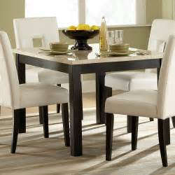 homelegance 3270 48 archstone faux marble dining table