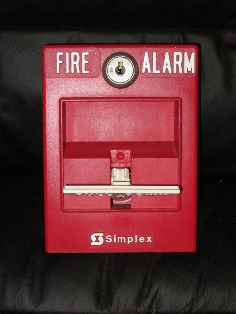 Alarm Simplex gallery for gt alarm simplex