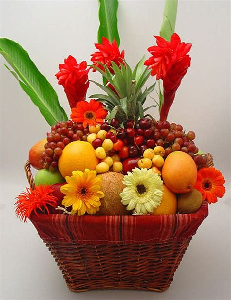 fruit flower valentine s day gift baskets for kids gift baskets how