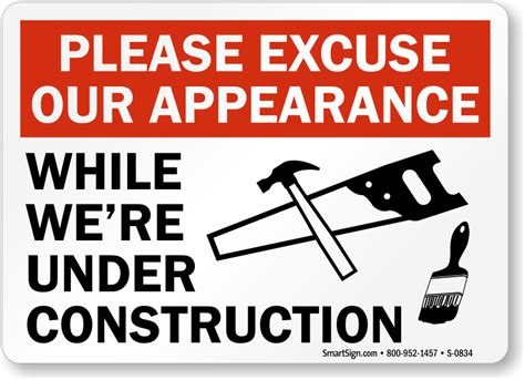 free printable under construction signs under construction signs free pdf downloads