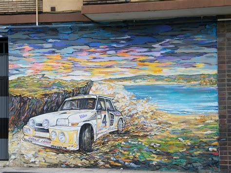 eliacarrostyle graffiti  pintura mural