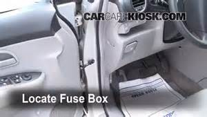 Kia Rondo Radio Problems Interior Fuse Box Location 2007 2010 Kia Rondo 2010 Kia