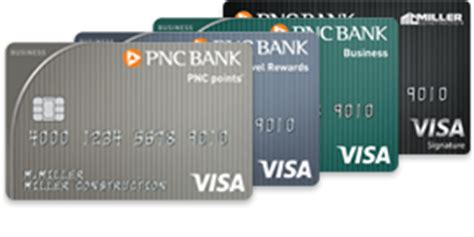 pnc bank employee business card template pnc business credit card payment choice image card