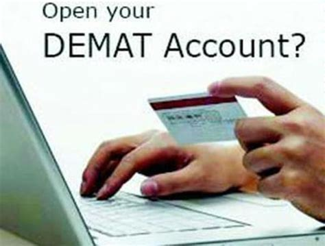 How To Open D Mat Account by How To Open A Demat Account Chart Advise