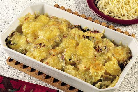 cucinare porri ricette ricetta teglia di patate e porri la cucina italiana