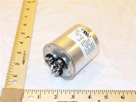 rheem capacitor lookup rheem 43 25133 07 dual capacitor 50 3 mfd 370v