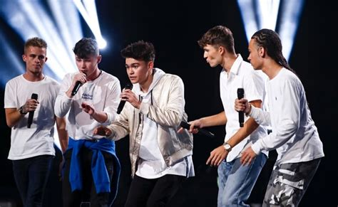 louis tomlinson x factor group x factor 2018 can new boy band vibe 5 replace one