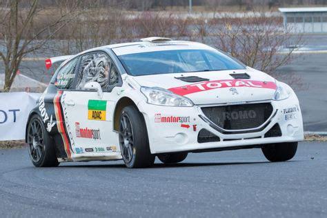 Auto Bild Titel by Deutsche Rallye Meisterschaft Peugeots Riedemann Will Den