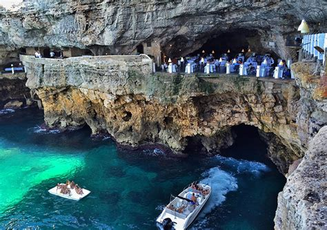 grotta palazzese hotel an italian restaurant built into a cave pics